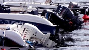 Illustrasjonsfoto båt