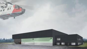 Helikopterbase Ørlandet