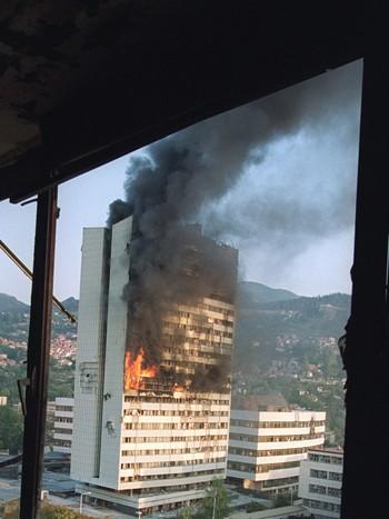 Parlamentet i Sarajevo