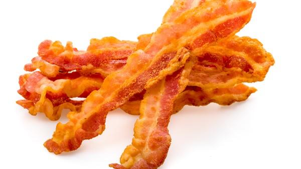 – Slank deg med bacon og smør