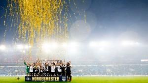 Fotball - NM menn (cupen): Cupfinale, Rosenborg - Strømsgodset