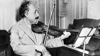 GERMANY-SCIENCE-EINSTEIN