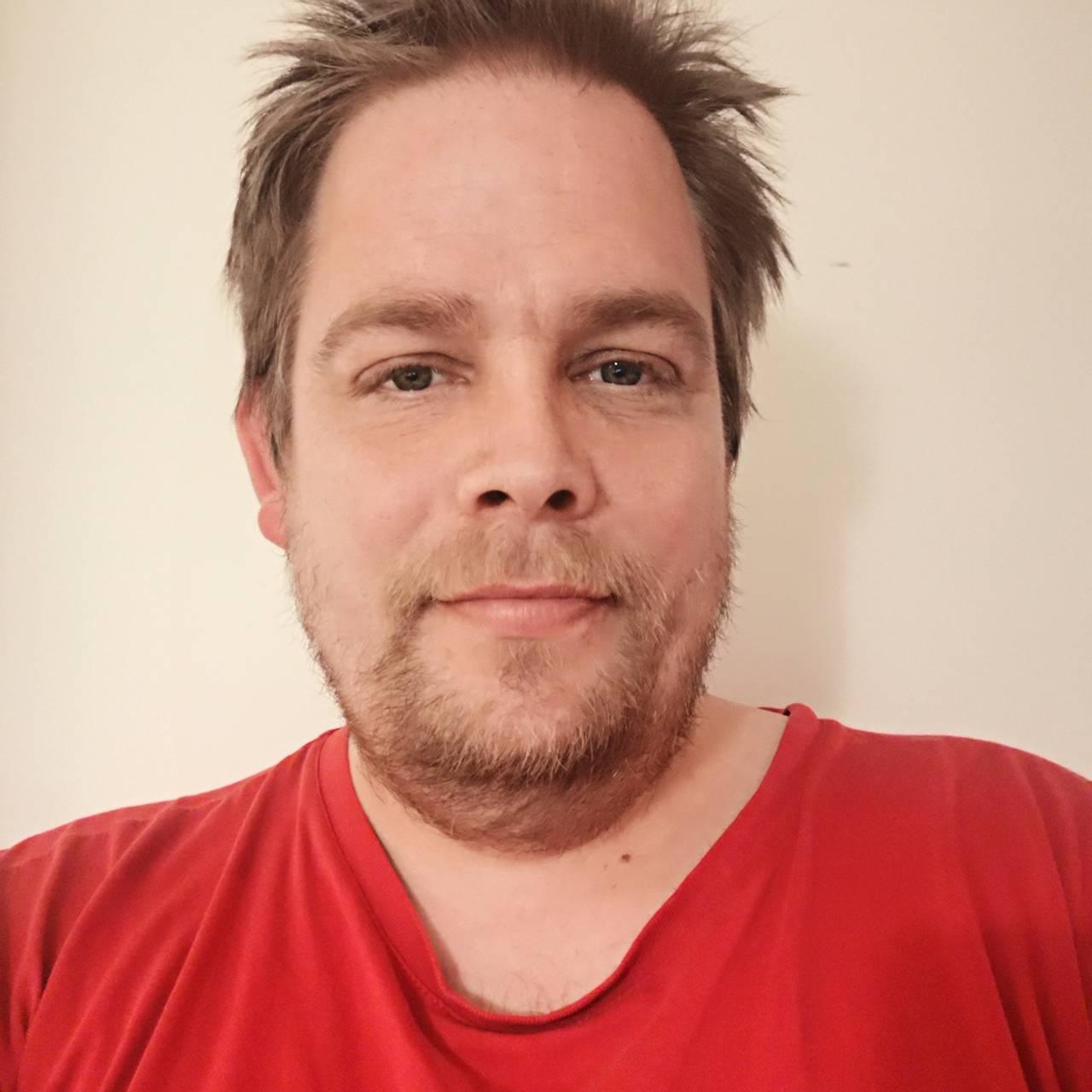 Bilde av Tom (39) LAR-pasient i 12 år.