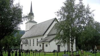 Soknedal kirke