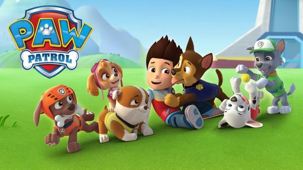 Bli med Ryder og hundene i Paw Patrol som jobber hardt for at det skal være fred og ro i Adventure Bay.