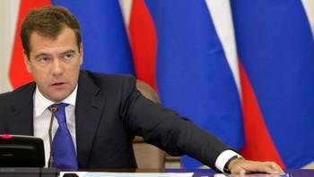 Dimitrij Medvedev