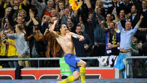 Sportsprofiler: Zlatans tre fineste mål