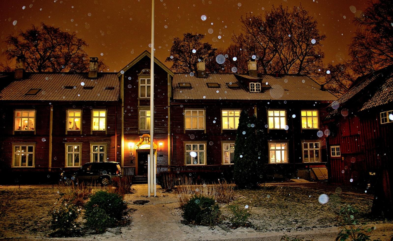 November: Waisenhuset i Trondheim