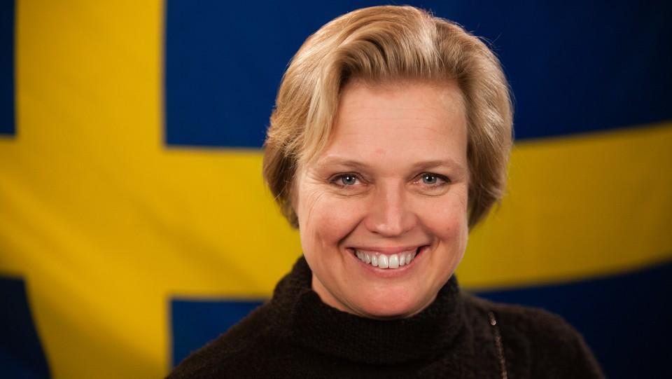 Madde spiller svensk