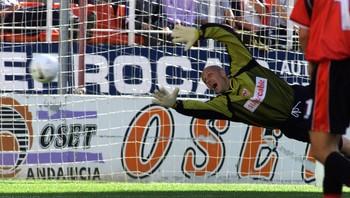 Fode Olsen for Sevilla mot Mallorca