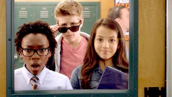 Amerikansk dramaserie om CJ og hennes to beste venner som snart skal begynne på high school. De bestemmer seg for å utforske ungdomsskoleopplevelsene mens de ennå kan ta en risk og ha det gøy.