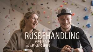 Helene sjekker inn: Rusbehandling