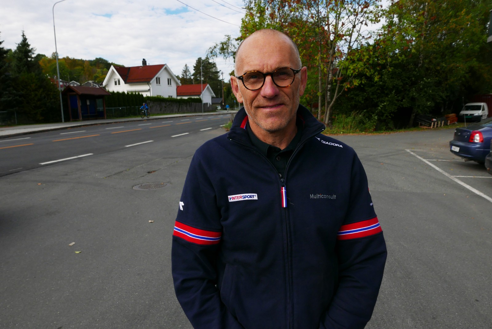 DELTAR: Norges Cykleforbund vil også være til stedet på markeringen. Syklister er ekstra utsatt i trafikken, sier generalsekretær Bjørn Sætre.