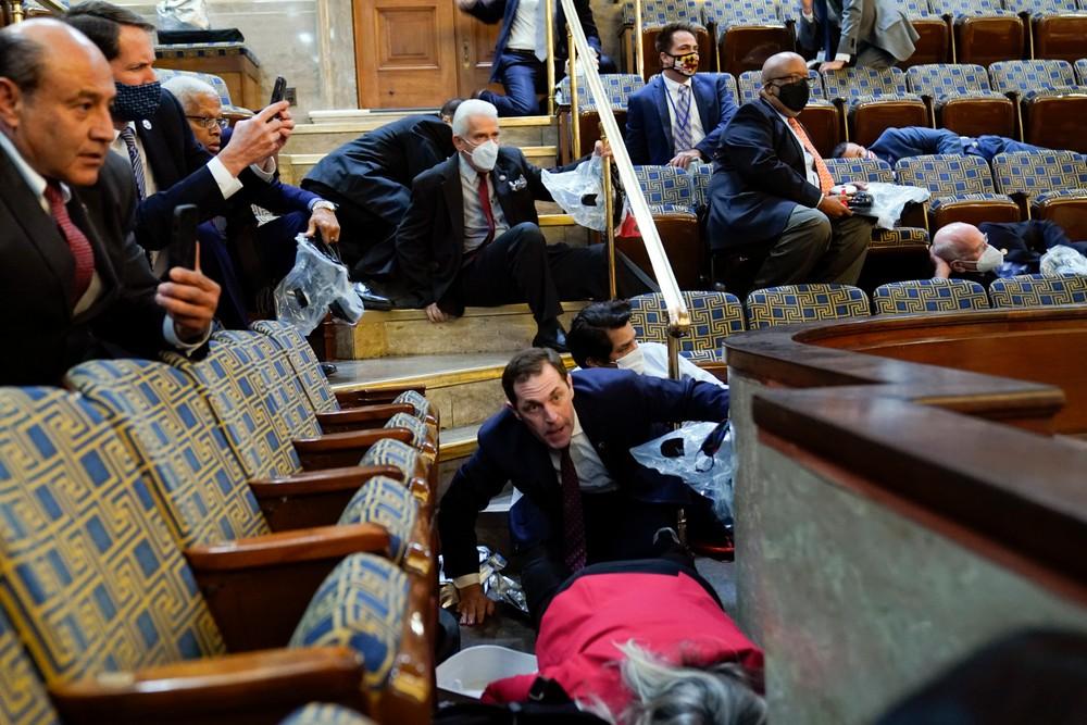 Andrew lå i dekning med politikerne: – De var redde, sinte og veldig, veldig skuffa