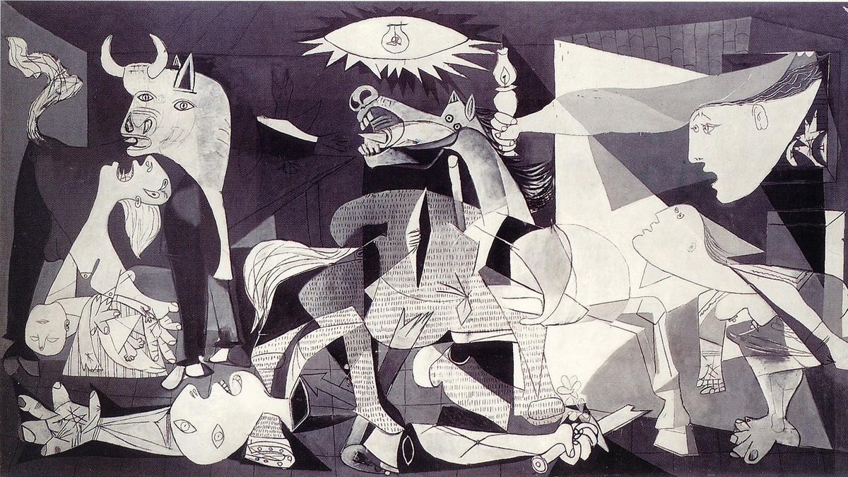 Bilderesultat for kjente malerier av picasso