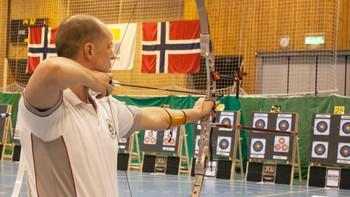 Martinus Grov med comeback under NM i bogeskyting
