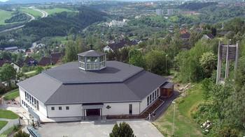 Byåsen kirke, Trondheim