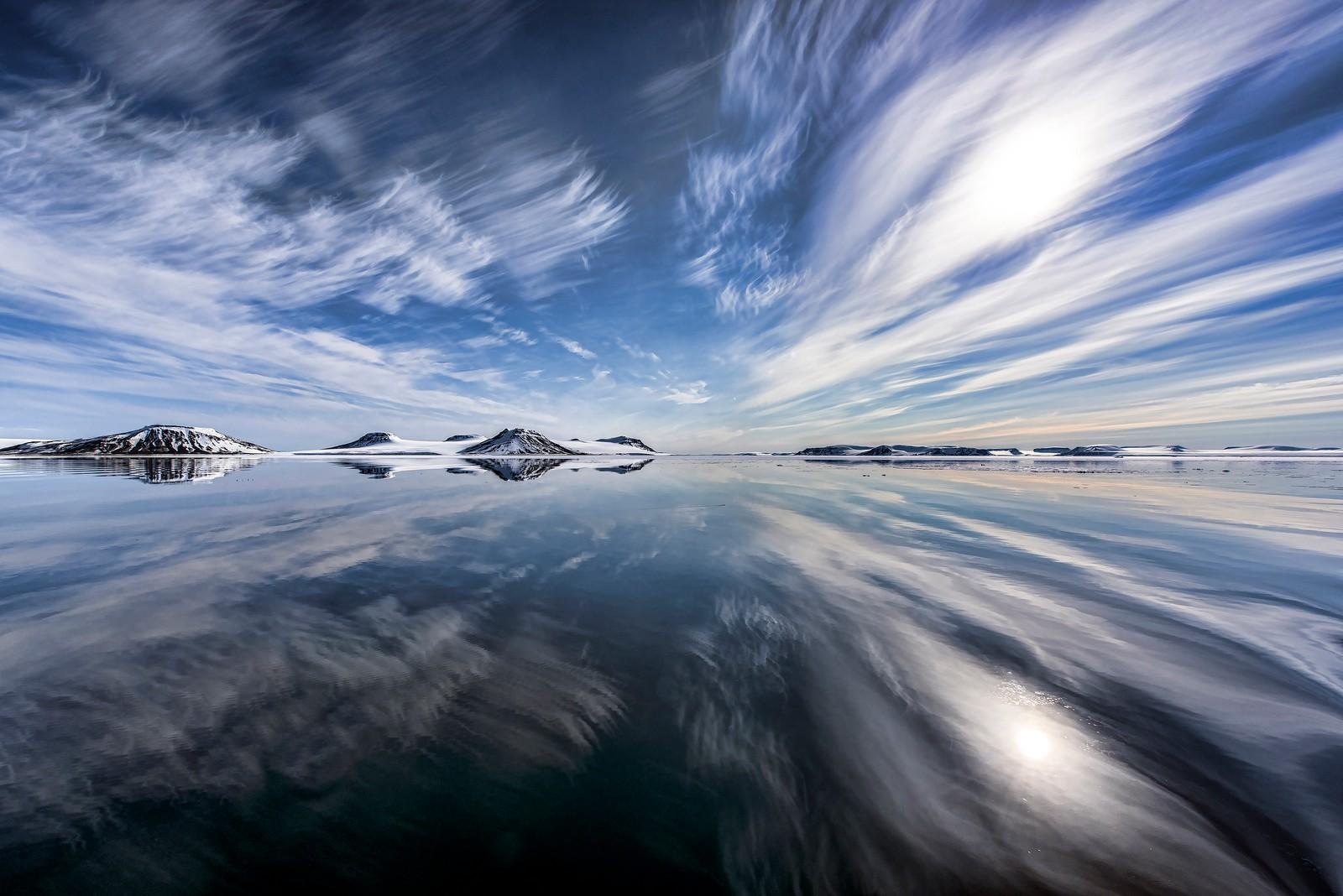 ENDELØST: Mange polfarere har besøkt Frans Josef land - noen på vei mot det endelig målet: Nordpolen. I 1895-96 utforsket Fridtjof Nansen øyriket. I 1926 falt øyene inn under Sovjetunionens herredømme.