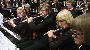 Blåsere i Oslo Konserthus