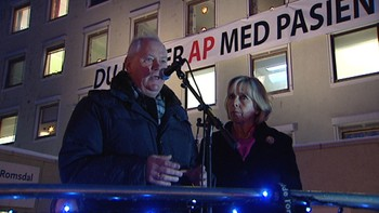 Video Partipolitisk spill om sykehus i Møre og Romsdal