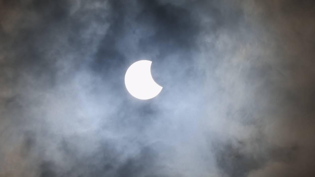 Vadsø solformørkelse 12.22