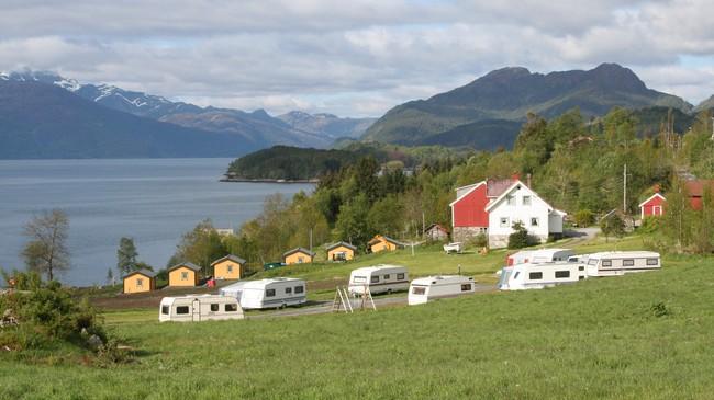 Nore Fjordsenter. Foto: Ottar Starheim, NRK.