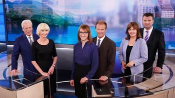 Siste nytt fra NRKs nyhetsredaksjon med utenriksmagasin, sport og vær.