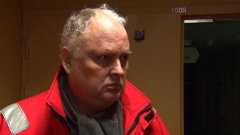 Storbrann i Lærdal, intervju med varaordførar Geir Berge Øverland.