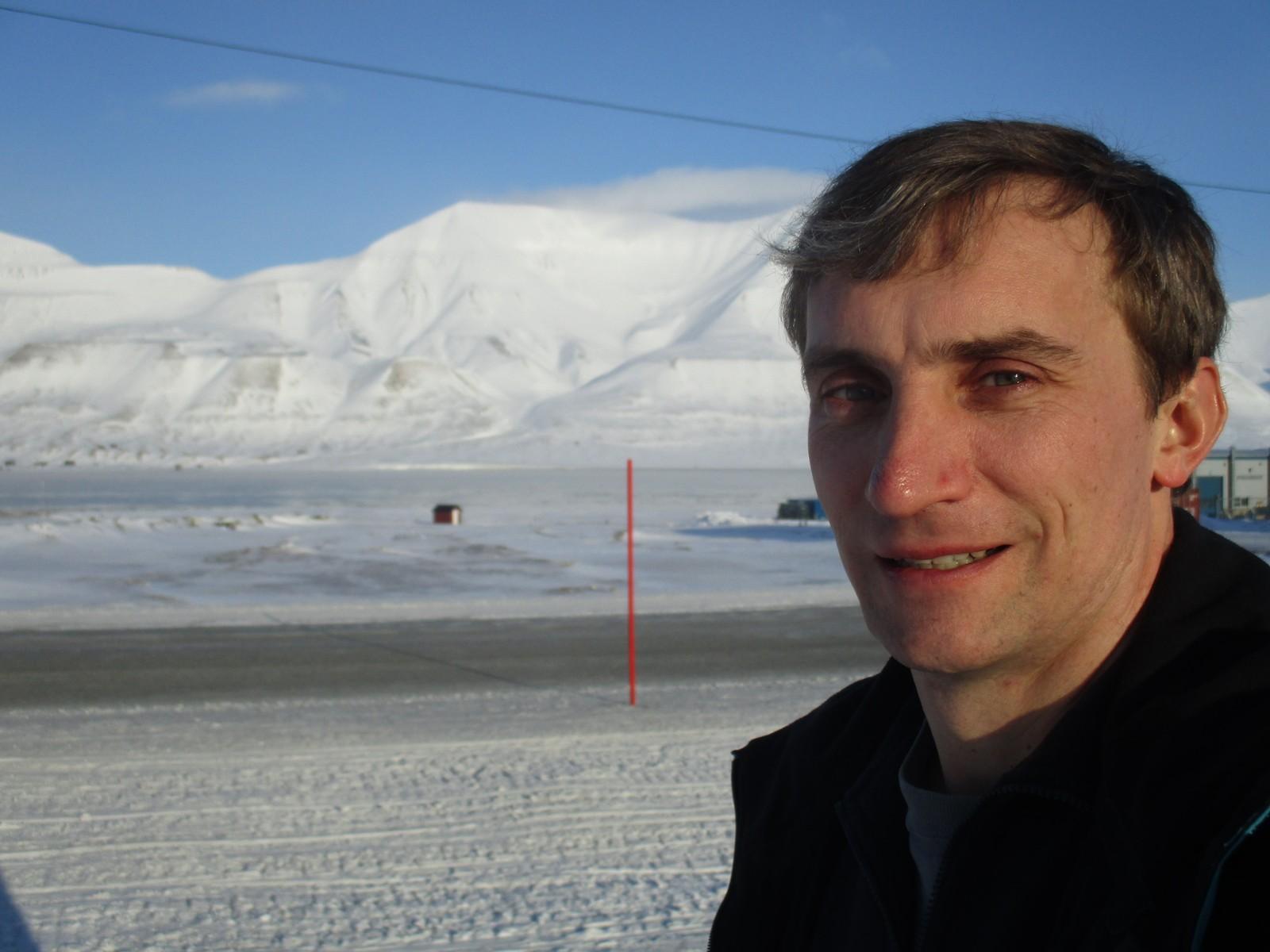 Forskningsleder Christian Petrich.