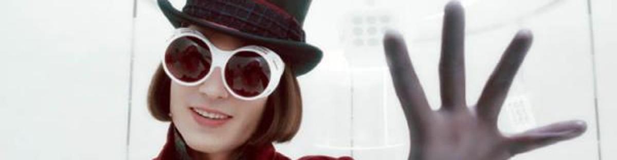 willy wonka solbriller