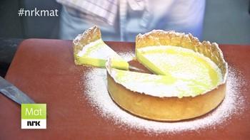 Pavel Pavlov fra Gastronomisk Institutt viser hvordan du får til den perfekte sitronterte à la Marco Pierre White.