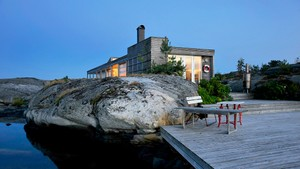 Arkitektens hjem: Einar Hagem