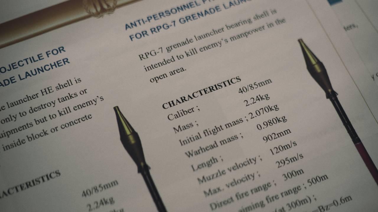 EHAM k3 - våpenmeny 4