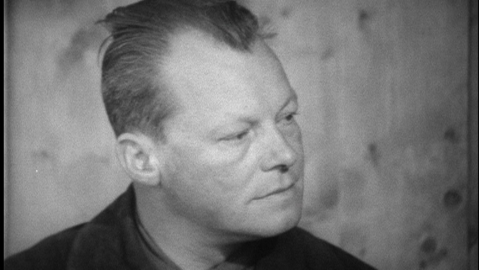 Willy Brandt i Norge