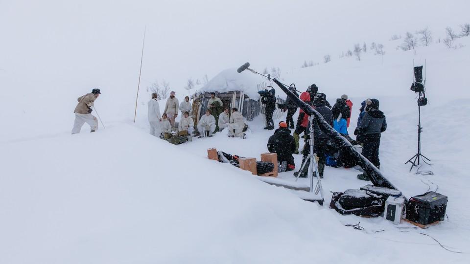 Kampen om tungtvannet - Location Rjukan