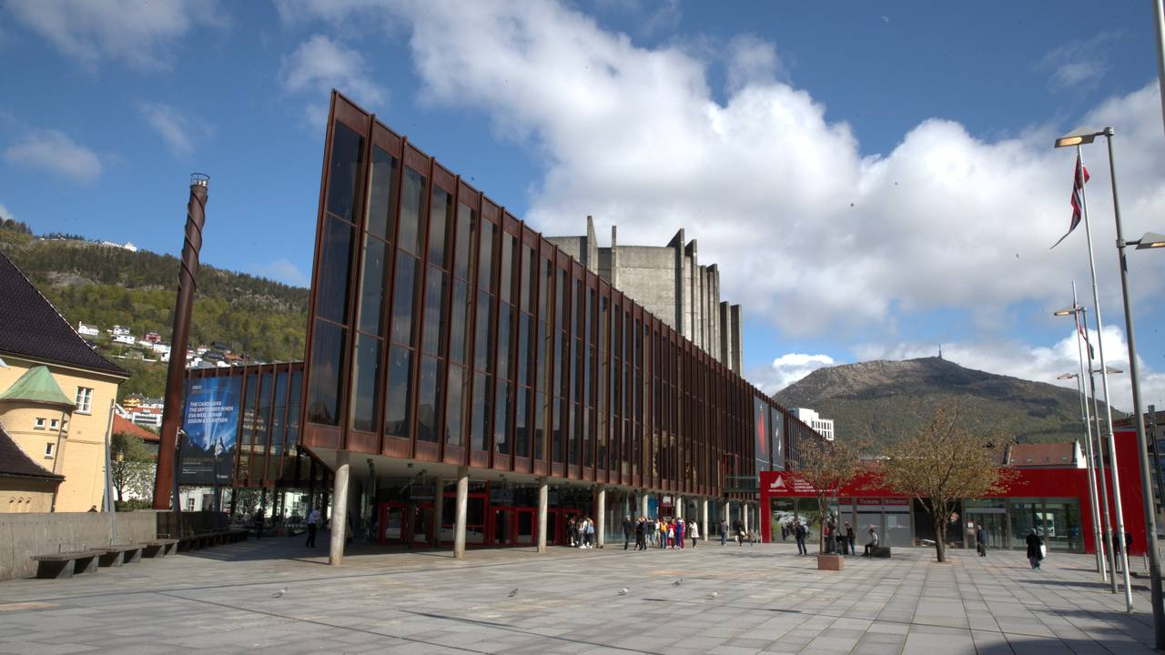 Grieghallen i Bergen