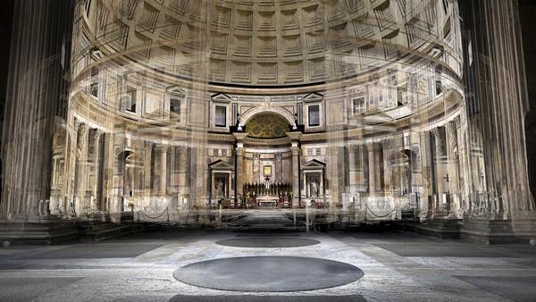 Bli med ned i Romas hemmelige underverden