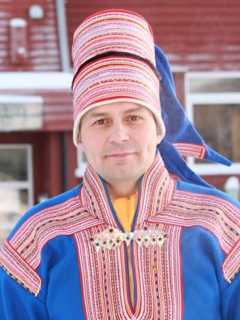 Ordfører i Kautokeino Klemet Erland Hætta
