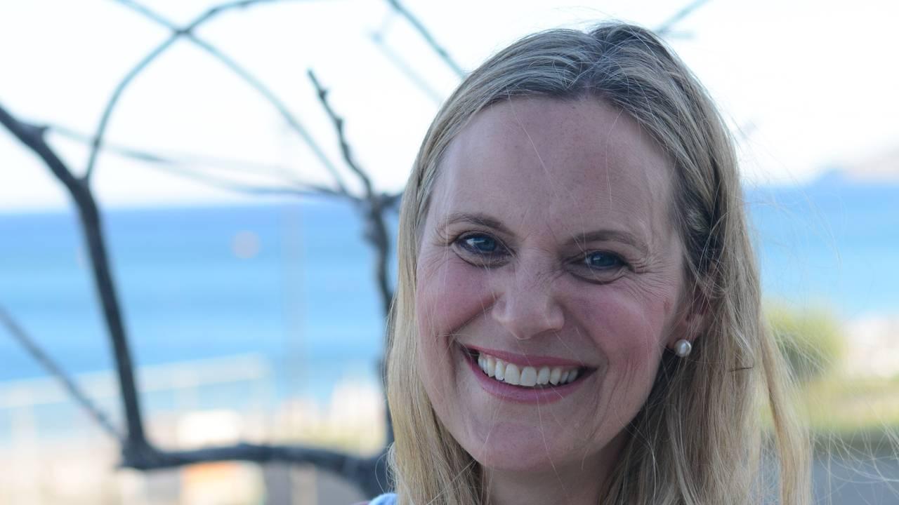 Mette Maja Bredal Irgens er frivillig hos Rådgivning om spiseforstyrrelser (ROS).