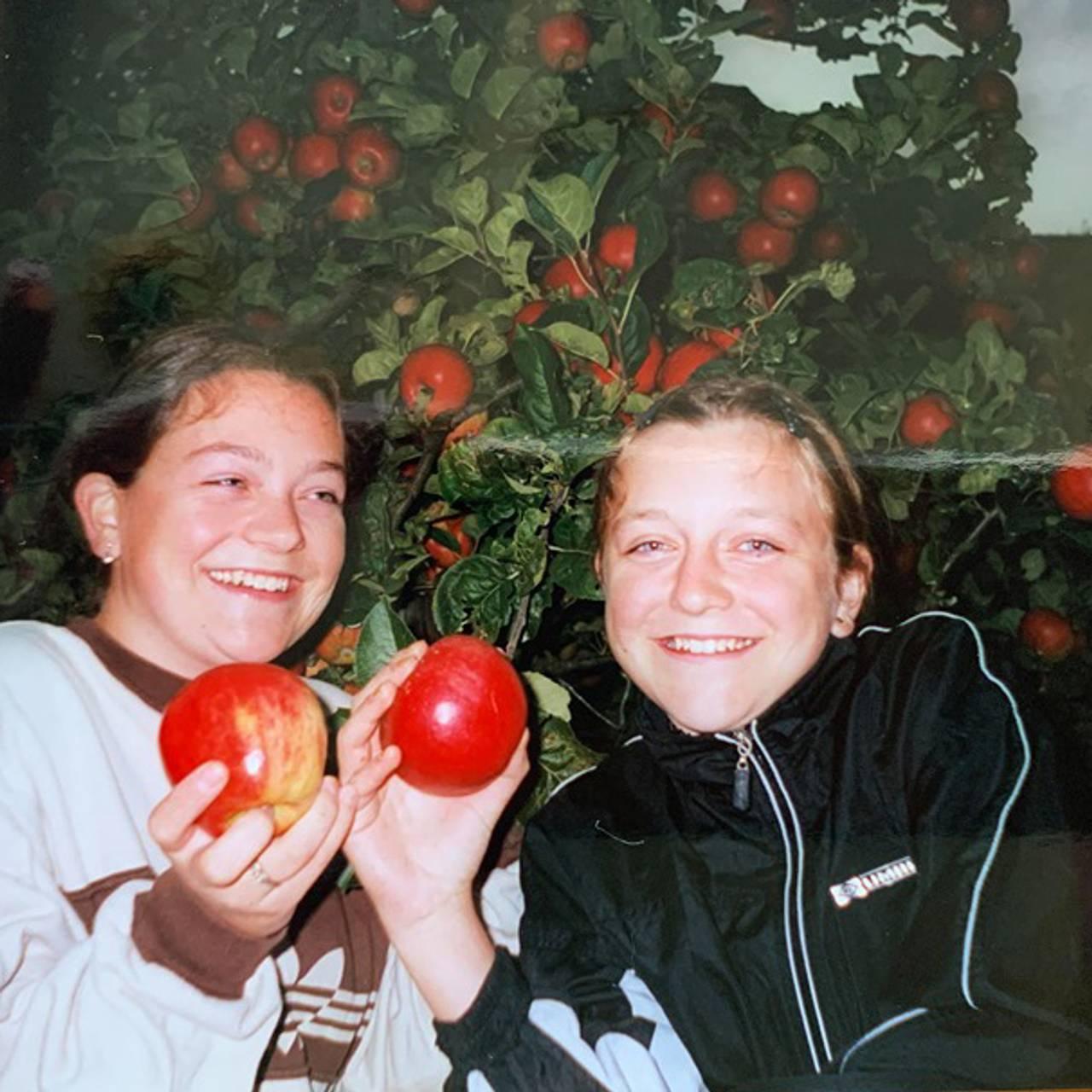 Hilde og Marianne