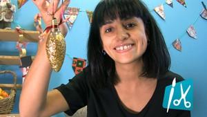 Lag julekuler sammen med Shana