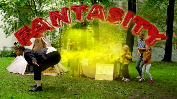 Barns fantasi blir til virkelighet når de overtar som statsministere i byen Fantasity. Norsk humorserie.