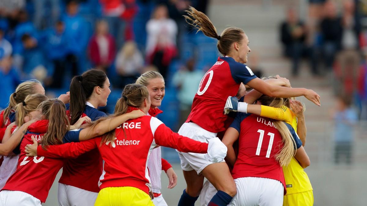 80e7b4622 Fotball-VM 2019 – NRK Sport – Sportsnyheter, resultater og sendeplan