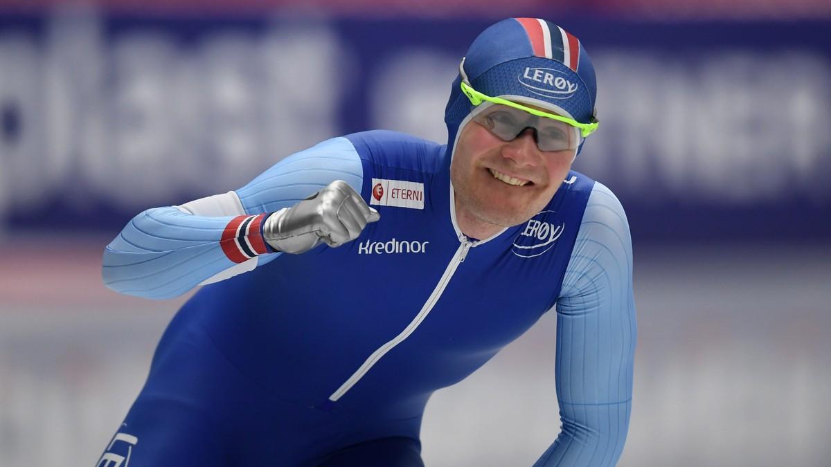 Pedersen går ikke 10.000 meter