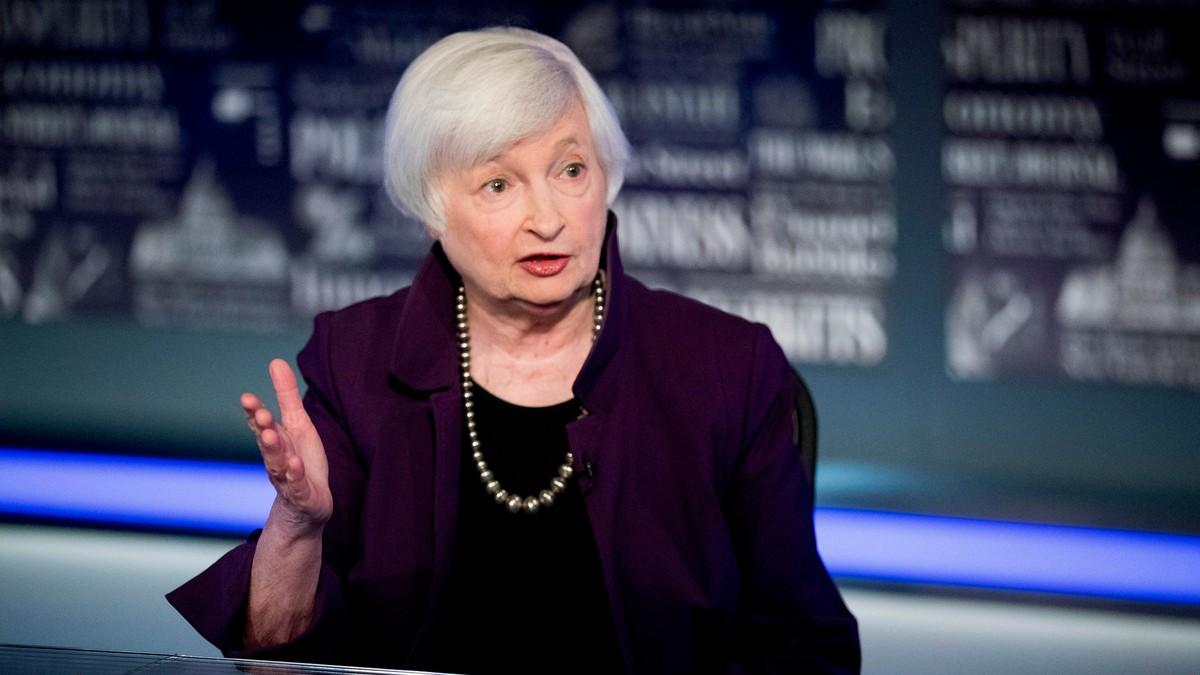 Vil ha Yellen som finansminister