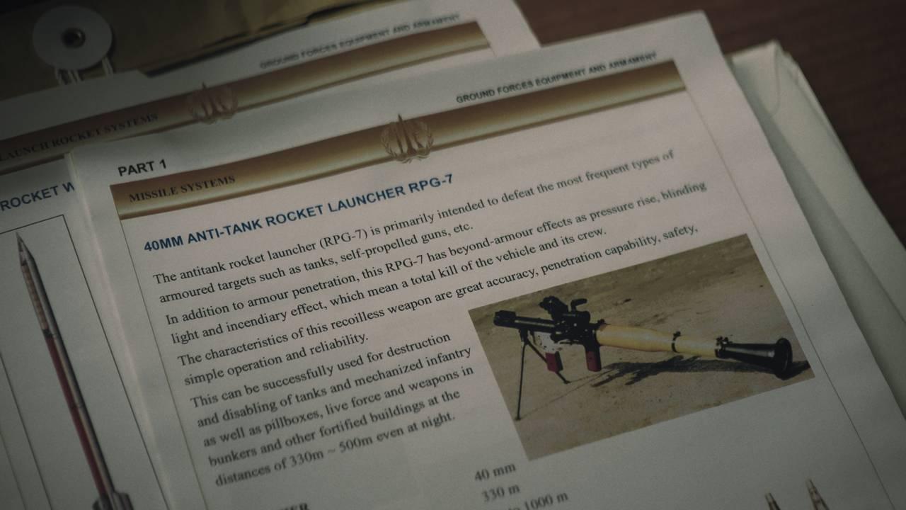 EHAM k3 - våpenmeny 1