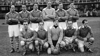 Asbjørn Hansen (85) husker godt cupfinalen mot Solberg i 1952. Han var keeper for Sparta.