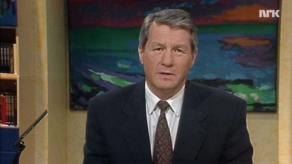 Statsministeren taler: Thorbjørn Jagland 1997