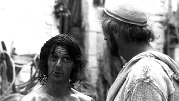 Michael Palin og Graham Chapman i Life of Brian