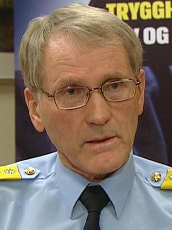 Assisterende politidirektør Vidar Refvik